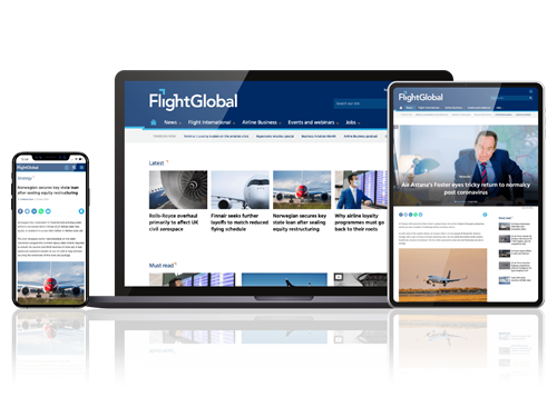 FlightGlobal Premium Digital